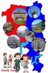 Guide Ticino - visita turistica - guida personalizzata - Ticino Lugano Bellinzona Mendrisio famiglie family tour proposte per le famiglie