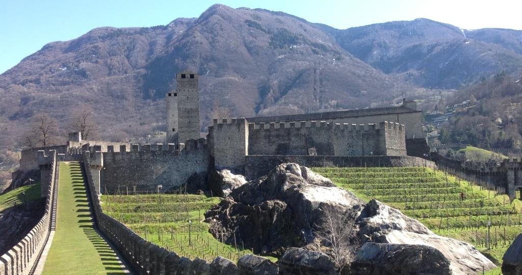 Castelgrande Unesco